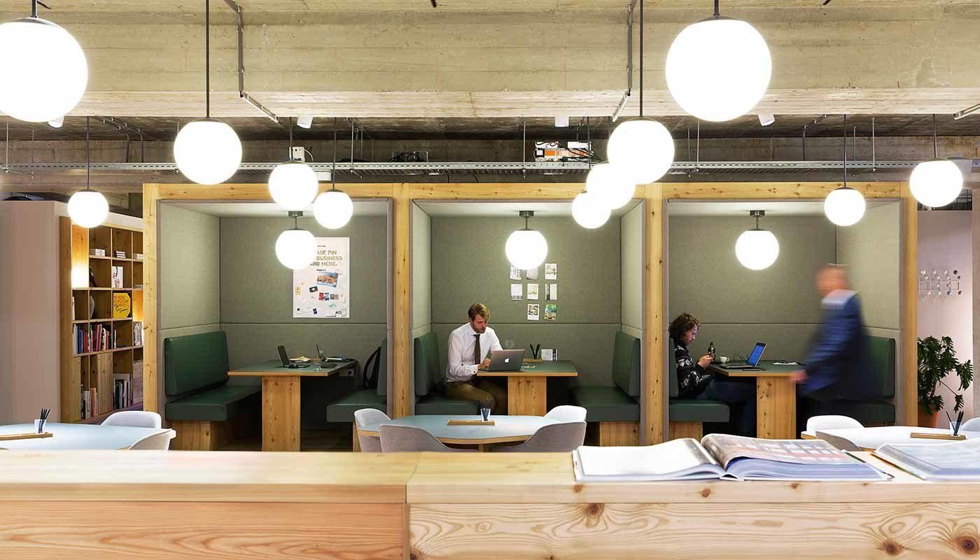 Pop Up Meeting Rooms