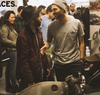 Beards, Bikes and Brandy