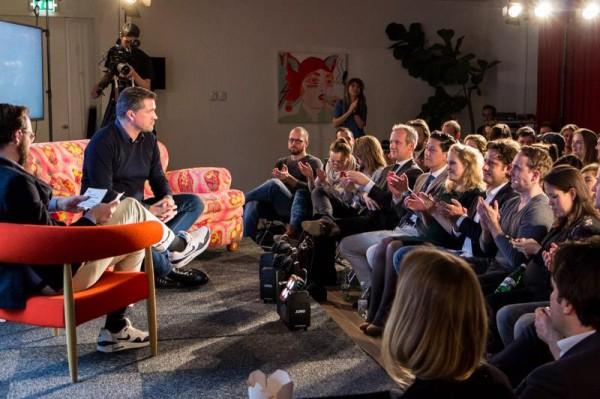 Amsterdam Talks Tech IV: Peerby X Bestseller