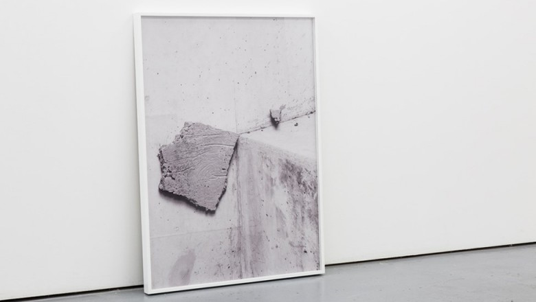 Vivian Cooper Smith, Concrete Compositions, photograph by Fort Delta