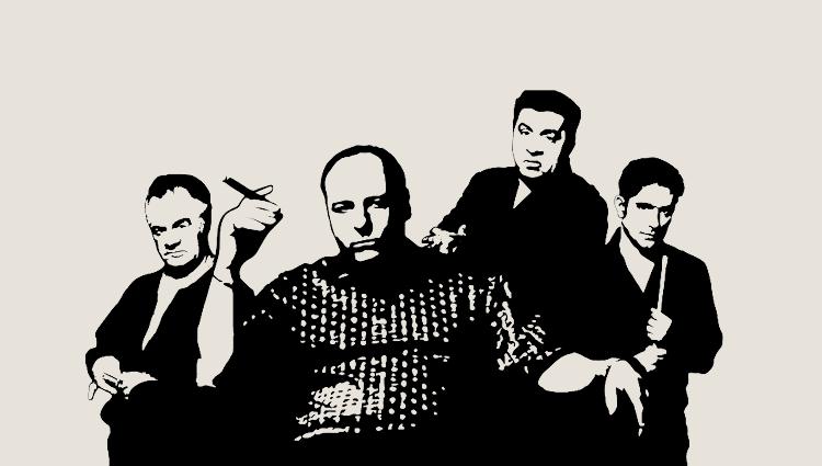 2015-12-10 Sopranos Dinner Party
