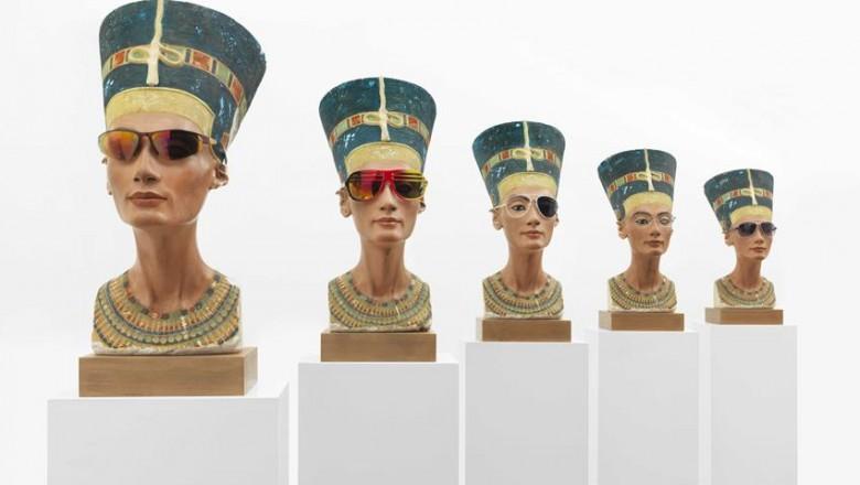 Nefertiti-isa-genzken