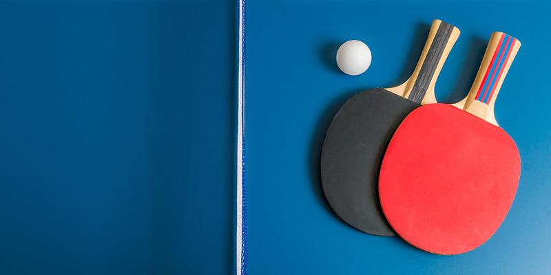 Table Tennis Tournament Spaces
