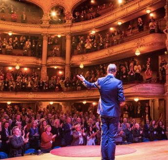 Announcing 2017's theme of TEDxAmsterdam