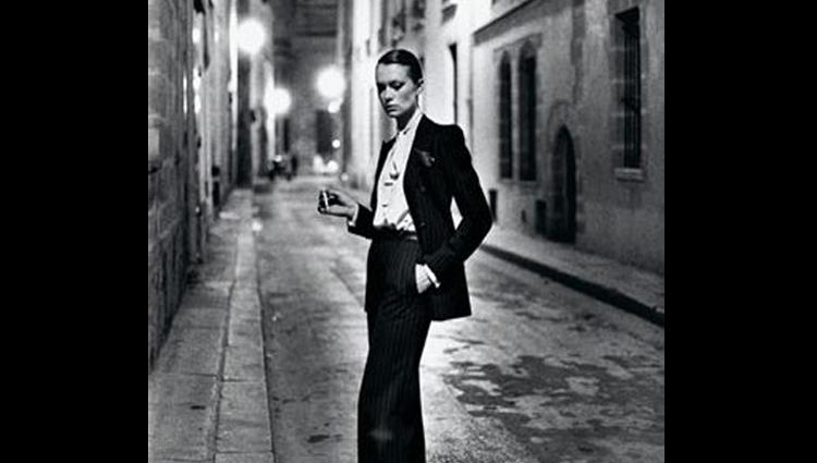 Credits: Catherine Deneuve, Esquire, Paris 1976 © Helmut Newton / Helmut Newton Estate
