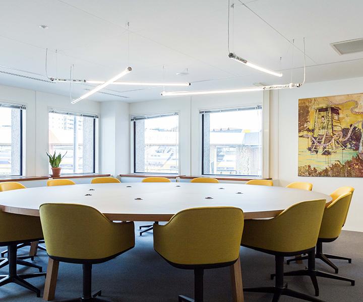 Terminal City Club Meeting Rooms