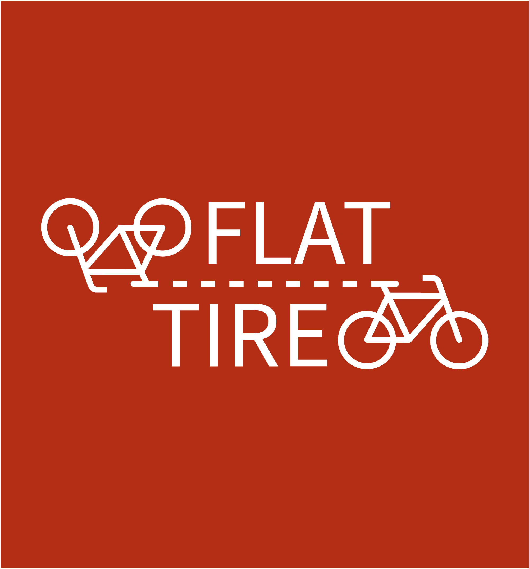 Flat tires won't get you anywhere.