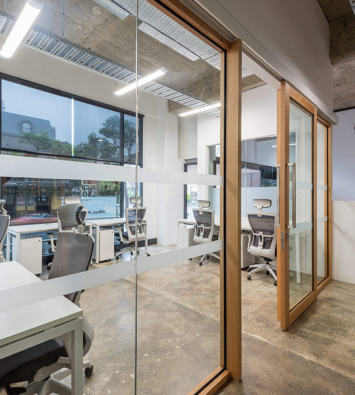 Office Space In Glasgow Spaces
