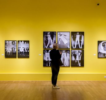 Helmut Newton Talk & Tour with Foam