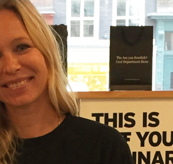 Meet Hanneke, founder of Are You Swedish?.
