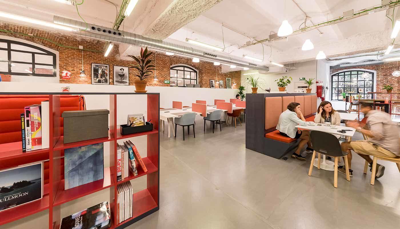 Office space madrid spain spaces - Space madrid ...
