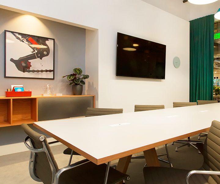 Meeting Rooms in Spaces Menlo Park | Spaces