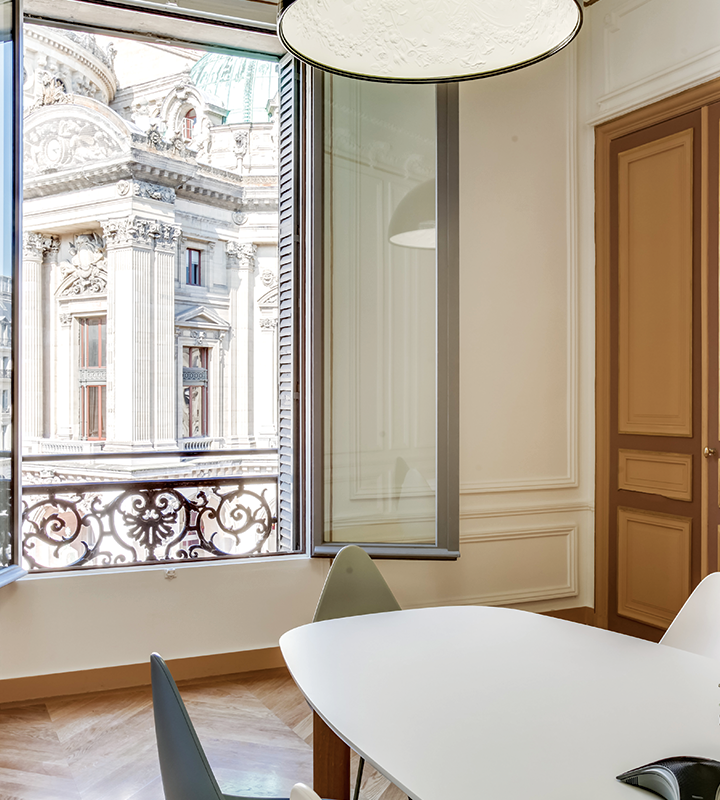 Office space Opera Garnier Paris Spaces