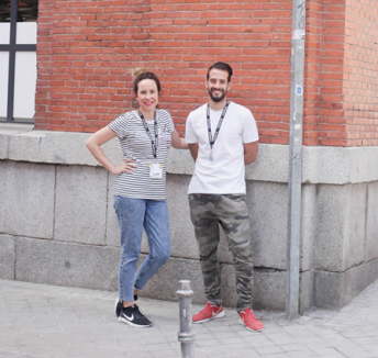 Spotlight on: Shura Alonso, Community Manager in Madrid