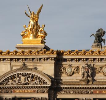 Walk around the block at Opéra Garnier