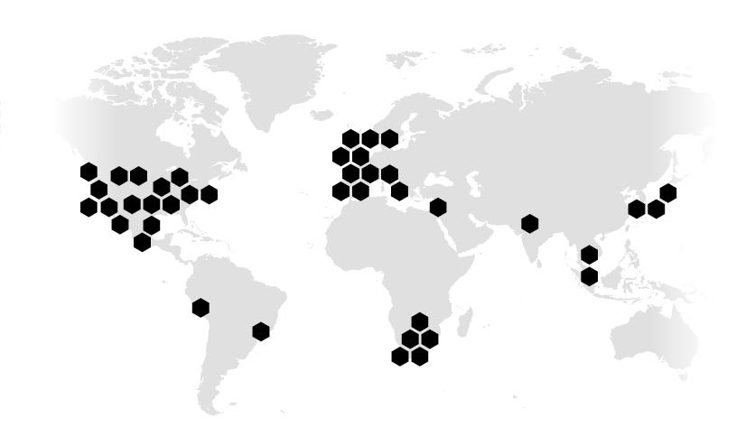 spaces locations
