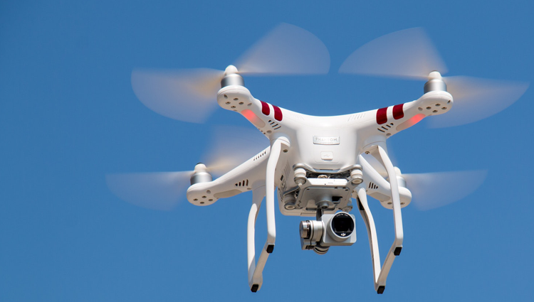 Drone University - The success of the Drone Business - Spaces