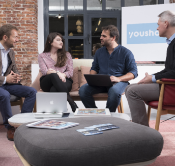 Spaces Spotlight on Federico Eines of Youshow