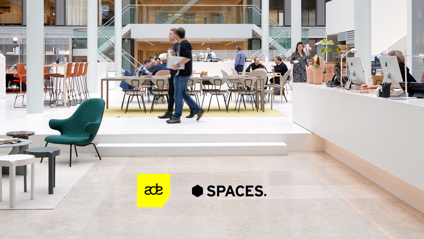 Spaces Amstel ADE event