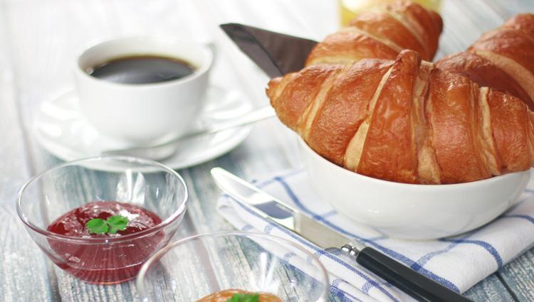 Breakfast in a friendly community of entrepreneurs