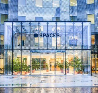 Spaces La Défense, Europe's largest coworking space, has hit 110% occupancy in just three months