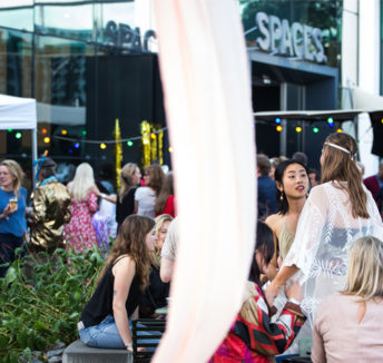 Summer at Spaces - Drinks, DJs and dancing