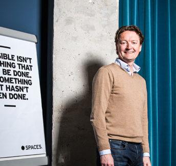 A collaborative mind and a business brain: Martijn Roordink