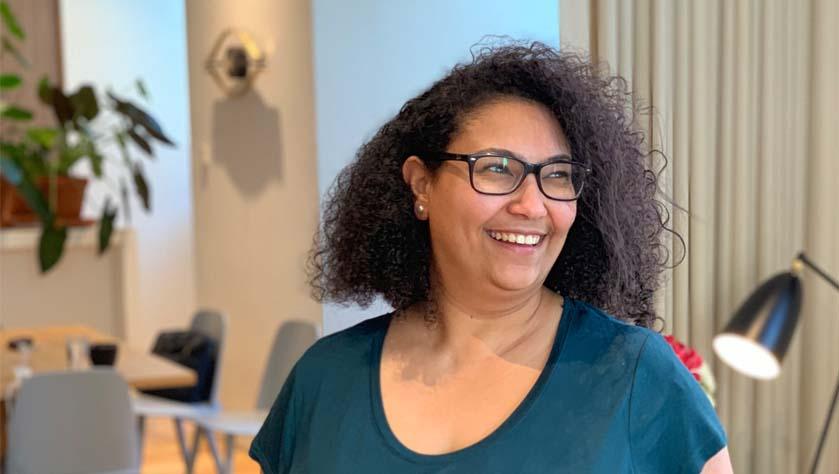 Sonya Ben Ammar, Community Manager at Spaces in Düsseldorf