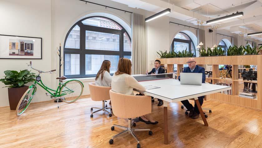 Coworking space in Philadelphia