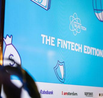 Making it big in the world of Fintech – Amsterdam Talks Tech