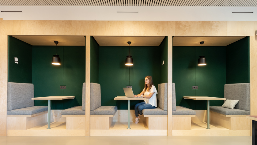 coworking office in Brussels