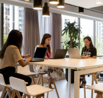 Spaces plays host to Latin America's tech leading lights.