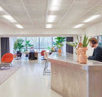 Spaces Amstel: Re-energising brick walls through creating flexible workspaces