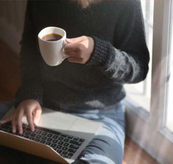 Workplace etiquette when working from home