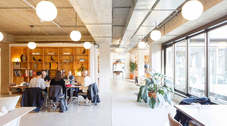 Office space Vijzelstraat - Am...