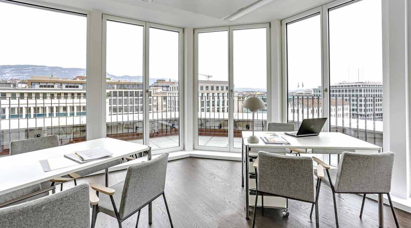 Office space in geneva spaces