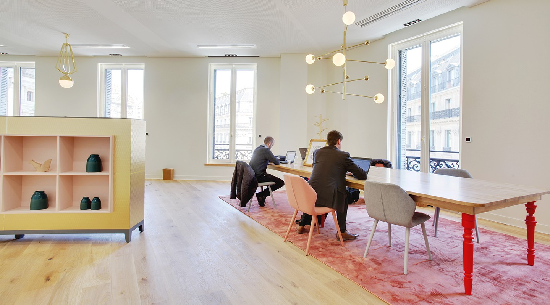 Office space in paris spaces