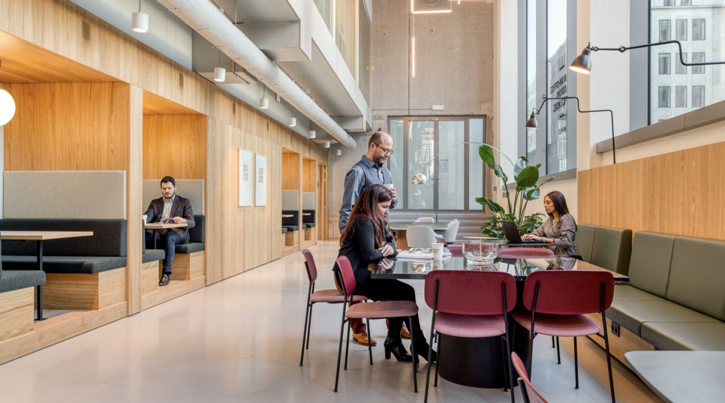 Office Space in Brussels | Spaces