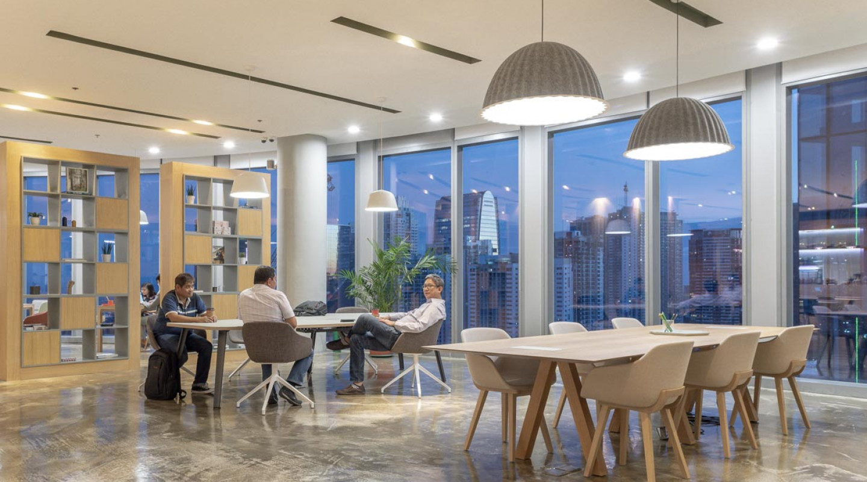 Amazing Office Space In Manila Spaces Interior Design Ideas Tzicisoteloinfo