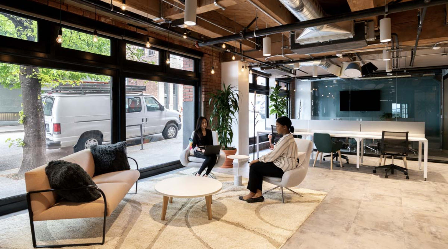 Office Space In Seattle | Spaces