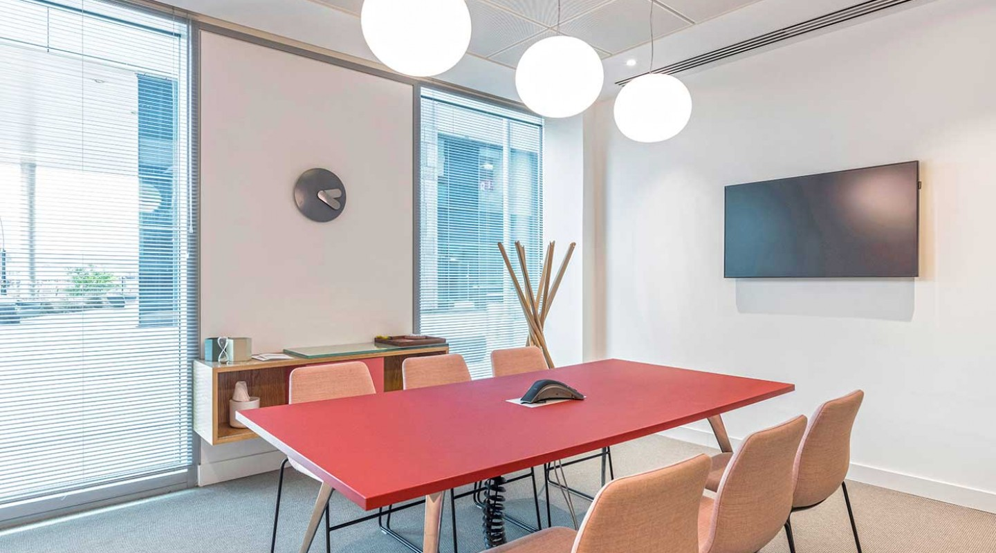 Office space in sheffield spaces
