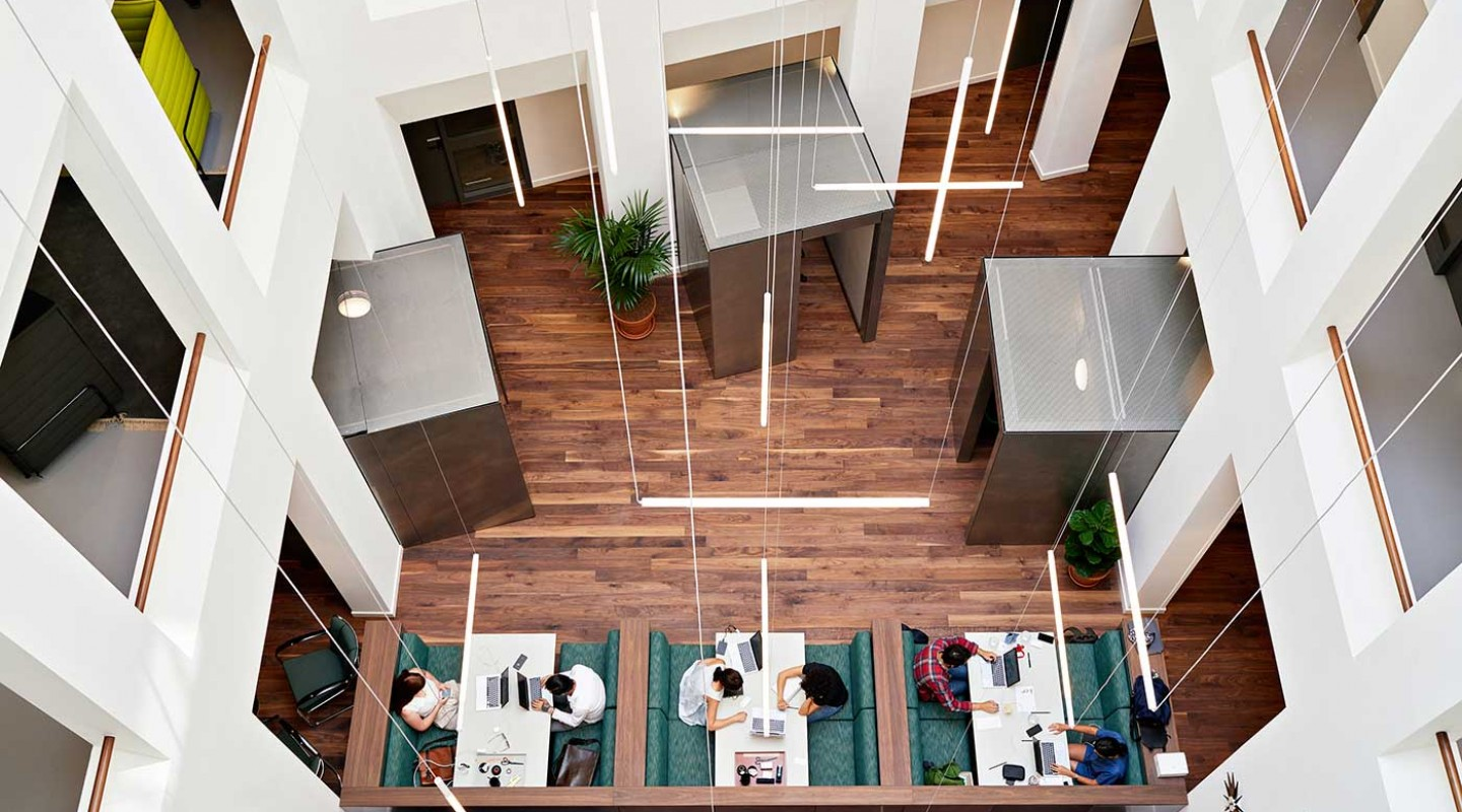 Office Space in Amsterdam | Spaces